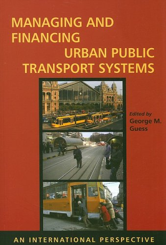 Urban and Environmental Policy and Planning 173 B: Transportation ...