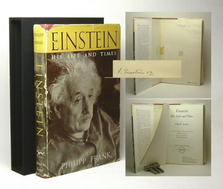 einstein essay world