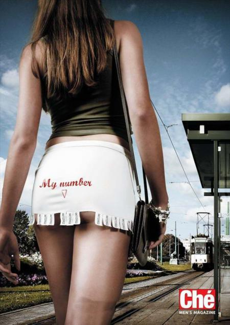 Top 10 most inappropriate magazine ads - Dose