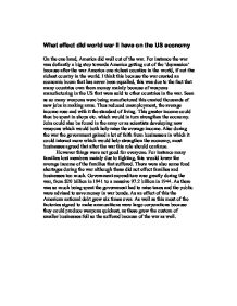 why the world hates bush essay Below is an essay on why the middle east hates the us from anti essays, your source for research papers, essays, and term paper examples the catastrophic attacks on the world trade center.